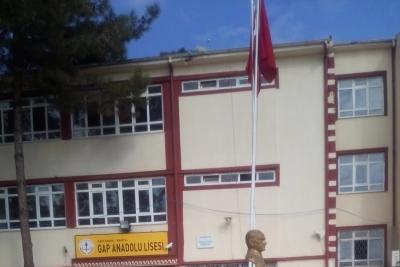 Kahta Gap Anadolu Lisesi Fotoğrafları 2