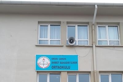 Ahmet Bahadır İlhan Ortaokulu Fotoğrafları 1