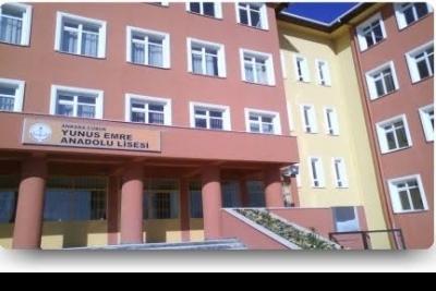 Çubuk Yunus Emre Anadolu Lisesi Fotoğrafları 2