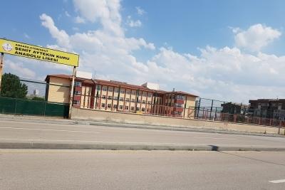 Şehit Aytekin Kuru Anadolu Lisesi Fotoğrafları 1