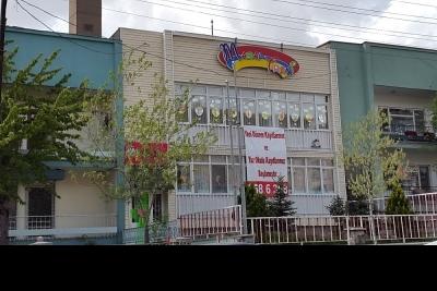 Özel Masal Treni Sanatoryum Anaokulu Fotoğrafları 1
