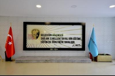 Özel Antalya Fen Lisesi Fotoğrafları 8