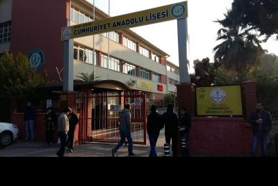 Aydın Cumhuriyet Anadolu Lisesi Fotoğrafları 2