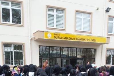 Gürsu Toki Anadolu İmam Hatip Lisesi Fotoğrafları 1