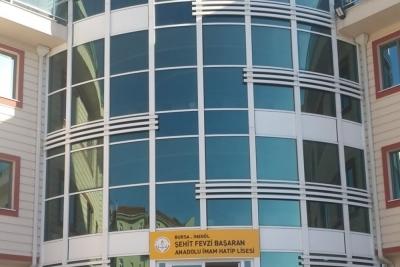 İnegöl Anadolu İmam Hatip Lisesi Fotoğrafları 4