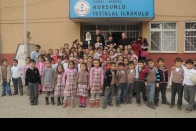 Karacabey Kurşunlu İlkokulu Fotoğrafları 6