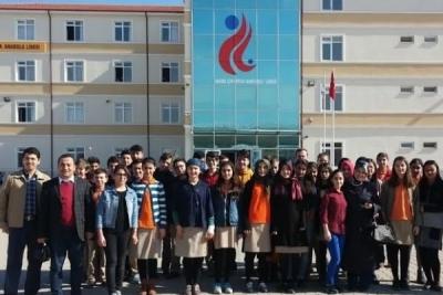 Naire Çikayeva Anadolu Lisesi Fotoğrafları 1