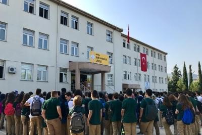 İznik Anadolu Lisesi Fotoğrafları 4
