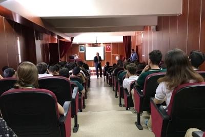 İznik Anadolu Lisesi Fotoğrafları 1
