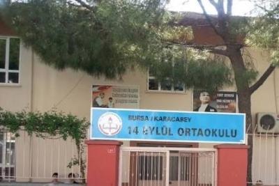 Karacabey 14 Eylül Ortaokulu Fotoğrafları 1