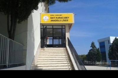 Dayı Karacabey Anadolu Lisesi Fotoğrafları 1