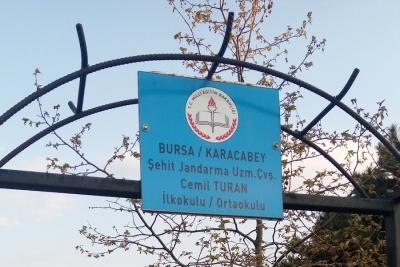 Şehit Jandarma Uzman Çavuş Cemil Turan Ortaokulu Fotoğrafları 2