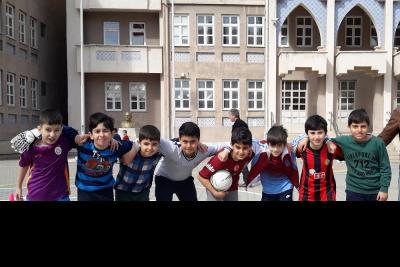 Şehit Polis İsmail Özbek Ortaokulu Fotoğrafları 1
