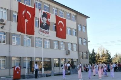 Ahmet Uyar İlkokulu Fotoğrafları 1