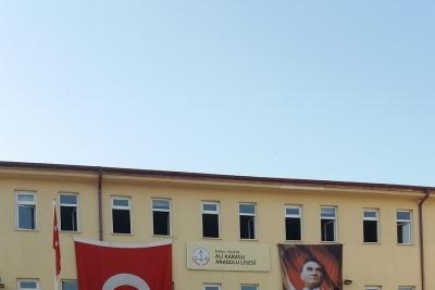 Ali Karasu Anadolu Lisesi Fotoğrafları 2