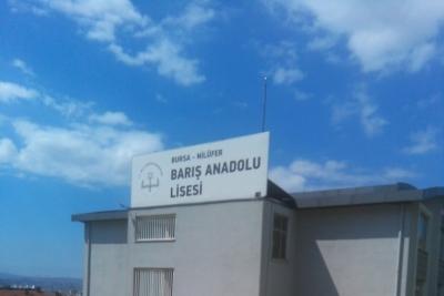 Nilüfer Belediyesi Barış Anadolu Lisesi Fotoğrafları 4