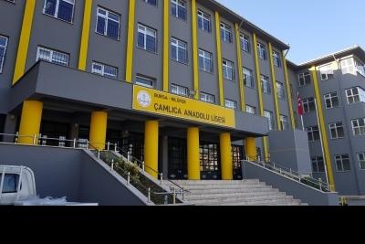Nilüfer Çamlıca Anadolu Lisesi Fotoğrafları 1