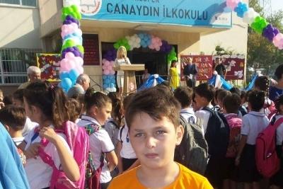 Canaydın İlkokulu Fotoğrafları 4