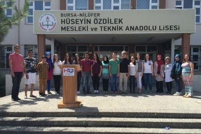Hüseyin Özdilek Mesleki Ve Teknik Anadolu Lisesi Fotoğrafları 1