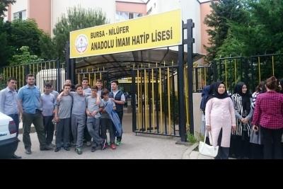 Ali Kuşçu Anadolu İmam Hatip Lisesi Fotoğrafları 2