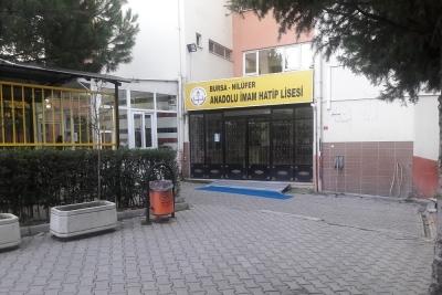 Nilüfer Anadolu İmam Hatip Lisesi Fotoğrafları 1