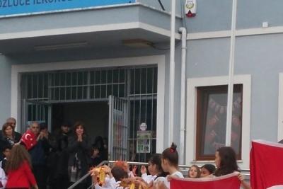 Nilüfer Belediyesi Özlüce İlkokulu Fotoğrafları 2