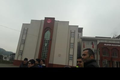 Nilüfer İmkb Fen Lisesi Fotoğrafları 3
