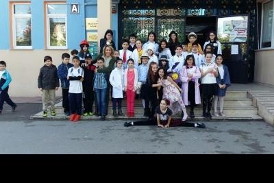 Nosab İlkokulu Fotoğrafları 1