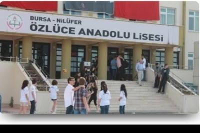 Özlüce Anadolu Lisesi Fotoğrafları 1