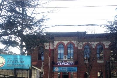 İnegöl Atatürk Ortaokulu Fotoğrafları 4