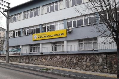 Bursa Anadolu Kız Lisesi Fotoğrafları 1