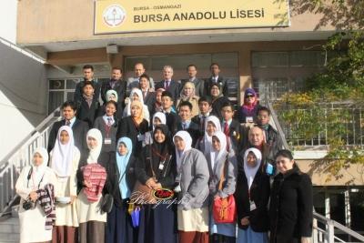 Bursa Anadolu Lisesi Fotoğrafları 5