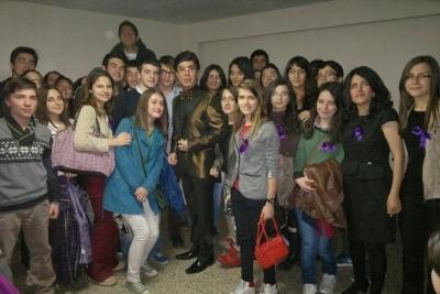 Bursa Hürriyet Anadolu Lisesi Fotoğrafları 4