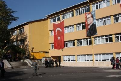 Osmangazi Cumhuriyet Anadolu Lisesi Fotoğrafları 1