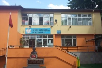 Gaziakdemir İlkokulu Fotoğrafları 2