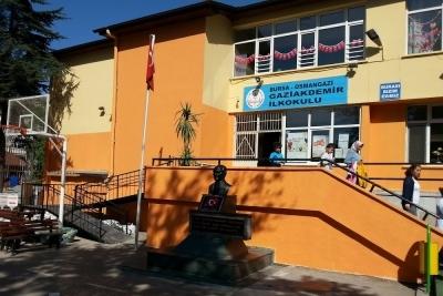 Gaziakdemir İlkokulu Fotoğrafları 1