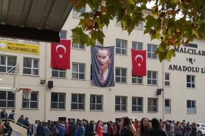 Malcılar Anadolu Lisesi Fotoğrafları 1
