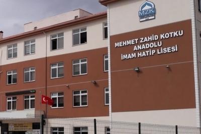 Osmangazi Osmangazi Mehmet Zahid Kotku Anadolu İmam Hatip Lisesi Fotoğrafları 2