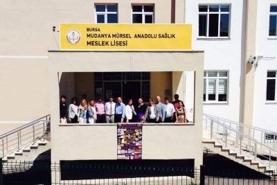 Mürsel Mesleki Ve Teknik Anadolu Lisesi Fotoğrafları 1