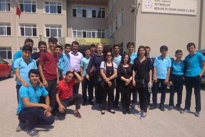 Öztimurlar Mesleki Ve Teknik Anadolu Lisesi Fotoğrafları 2