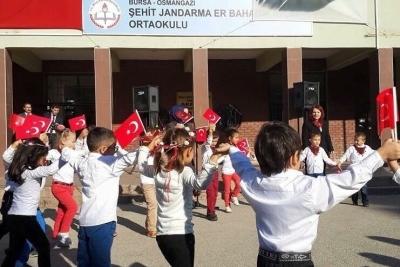 Şehit Jandarma Er Bahadır Aydın İmam Hatip Ortaokulu Fotoğrafları 2