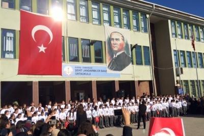 Şehit Jandarma Er Bahadır Aydın İmam Hatip Ortaokulu Fotoğrafları 3