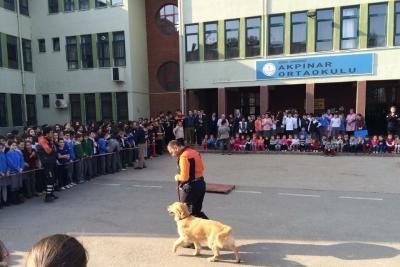 Şehit Jandarma Er Bahadır Aydın İmam Hatip Ortaokulu Fotoğrafları 1