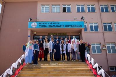 Bursa Çeltikçi İmam Hatip Ortaokulu Fotoğrafları 2