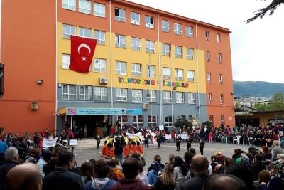 Mustafakemalpaşa Yunus Emre İlkokulu Fotoğrafları 1