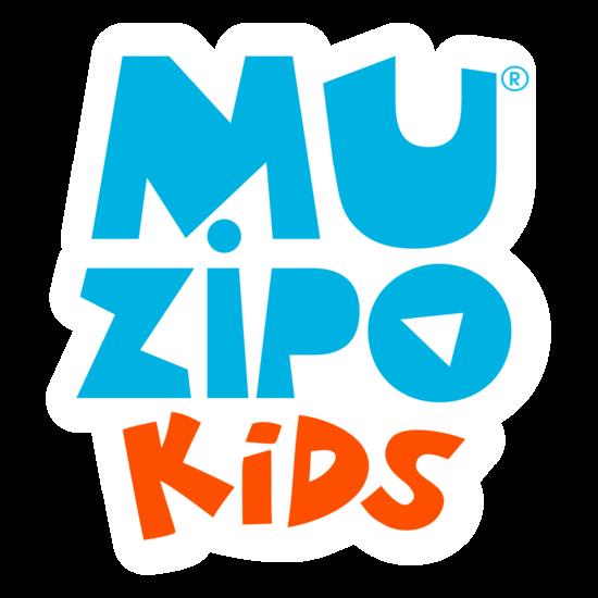 Muzipo Kids İstanbul Kozyatağı Logosu