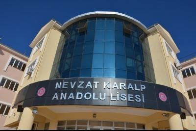Nevzat Karalp Anadolu Lisesi Fotoğrafları 2