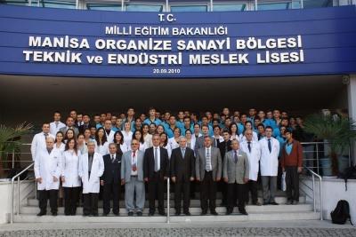 Özel Manisa Organize Sanayi Bölgesi Mesleki Ve Teknik Anadolu Lisesi Fotoğrafları 1